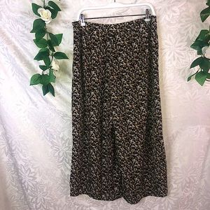 Ally Size 16 Floral Culottes